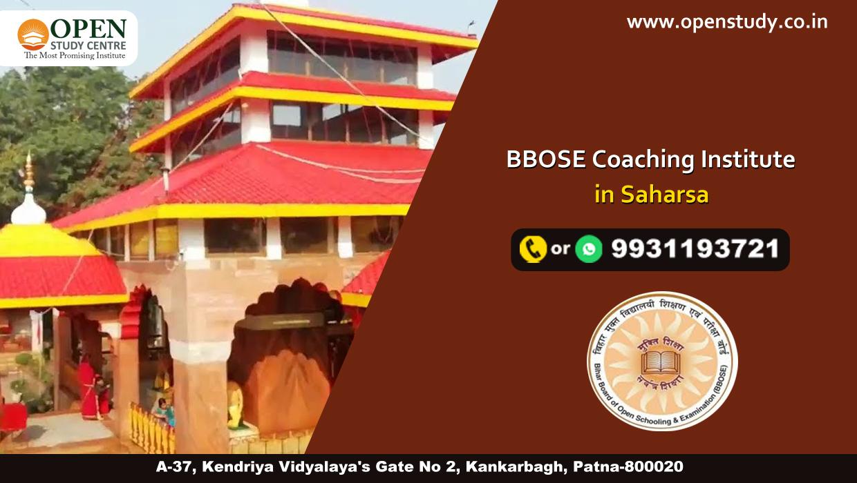 BBOSE coaching institute in Saharsa 1
