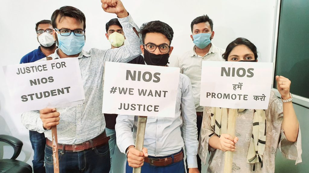 Petition Filed in SC Seeks Cancellation of all Postponed Examination By NIOS National institute of open Schooling 2